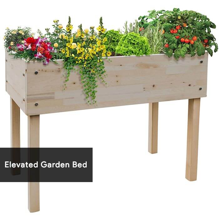 15-Elevated Garden Bed