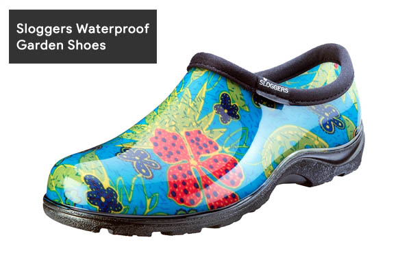 6.Waterproof Garden Shoes