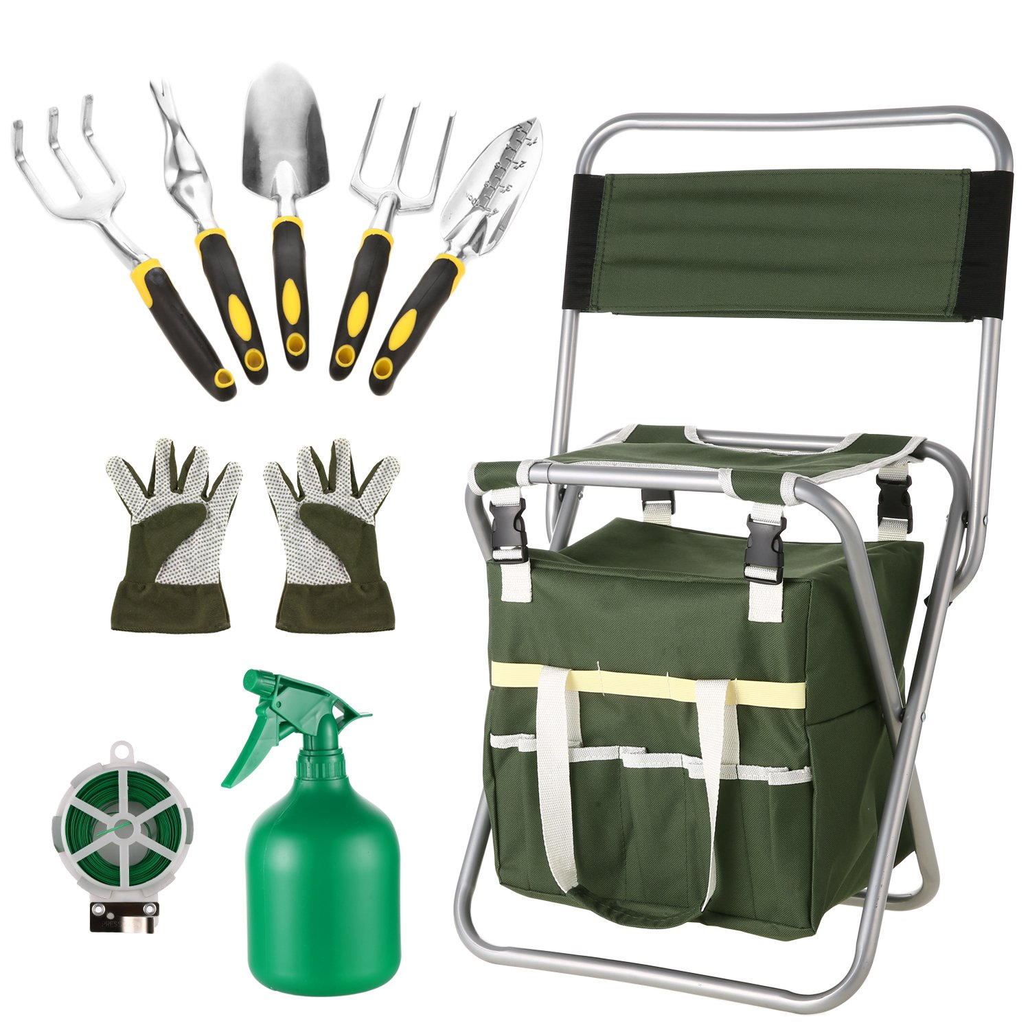 22 Top Gardening Tool Set for Mom: 17th and 21st Tool Is Just Too Good!