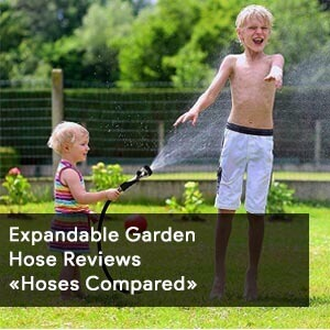 Expandable Garden Hose Reviews (Length, Weight, Material, Warranty)