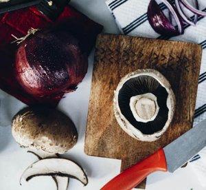 portobello-mushroom-yummy-dish