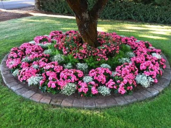 7 Perennial Flower Bed Design Ideas To Beautify Your Garden